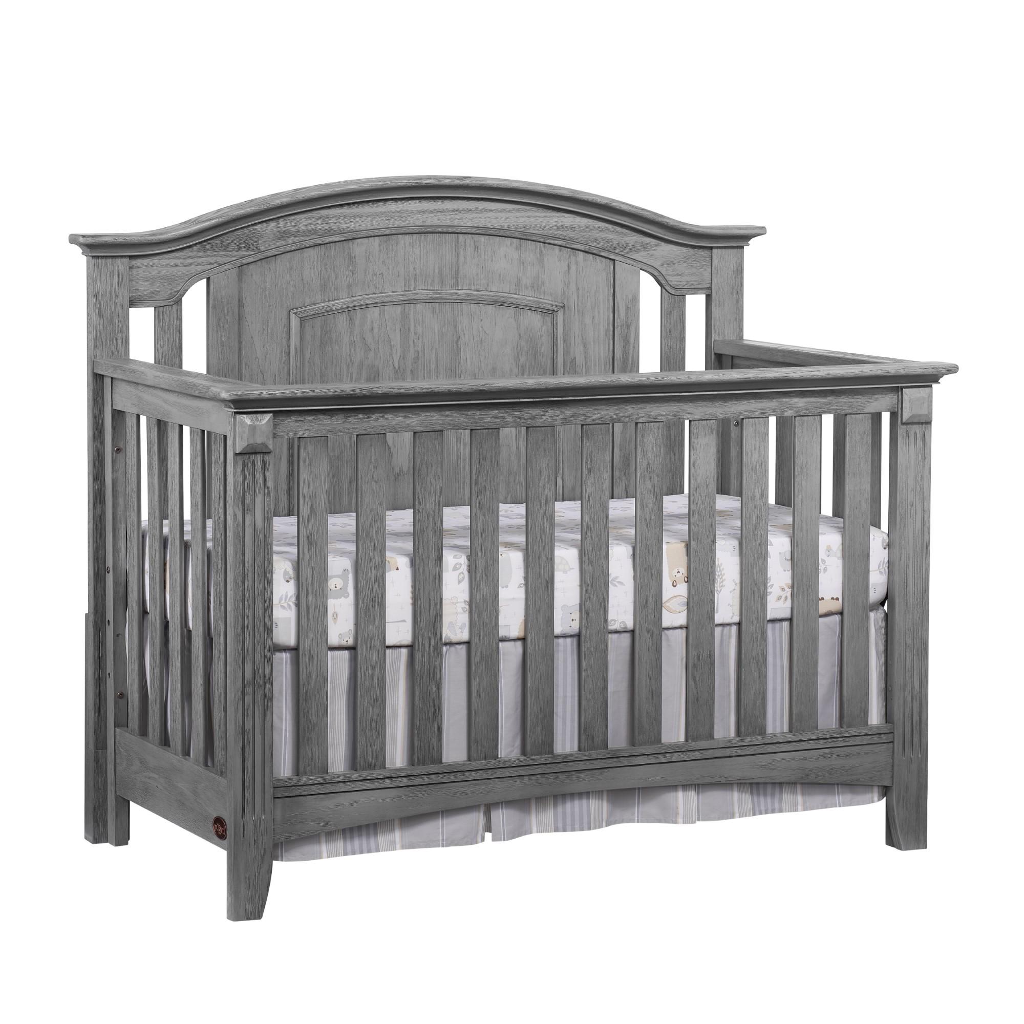 4 In 1 Convertible Crib Ozlo Baby