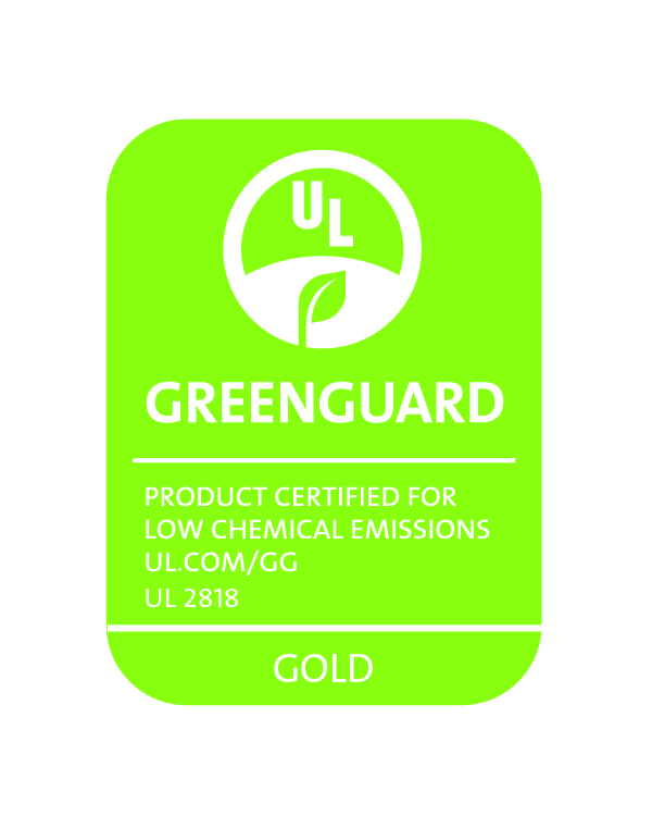 GreenGuard Certified Gold